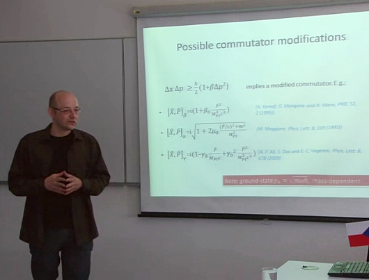 Časlav Brukner: Quantum clocks, mirrors and Alice and Bob in Gravity