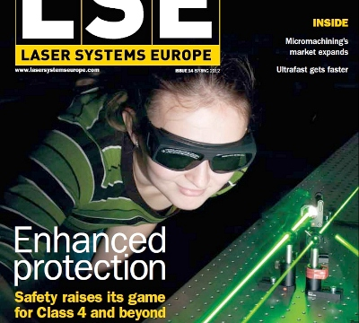Rising star (of laser safety) from QOLO